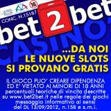 Bet2Bet.it Slot online Gratis