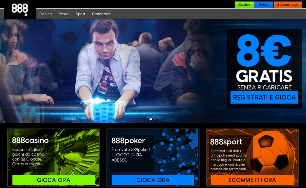 Poker Online 888.it