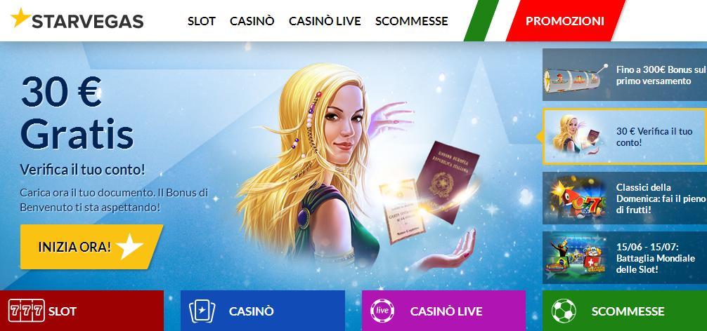 casinò online italiano starvegas