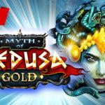 "Slot leggendaria Gorgon dai capelli di serpente in ""Myth Of Medusa Gold"" nei casinò online"