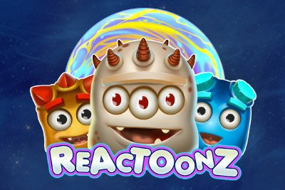reactoonz slot machine