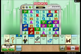 slot machine monopoly megaways
