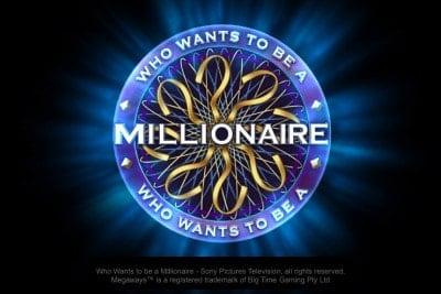 slot millionaire - chi vuole essere milionario
