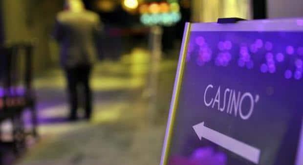 coronavirus sale scommesse chiuse e casinò in italia 2020