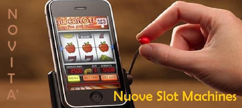nuove slot gratis online