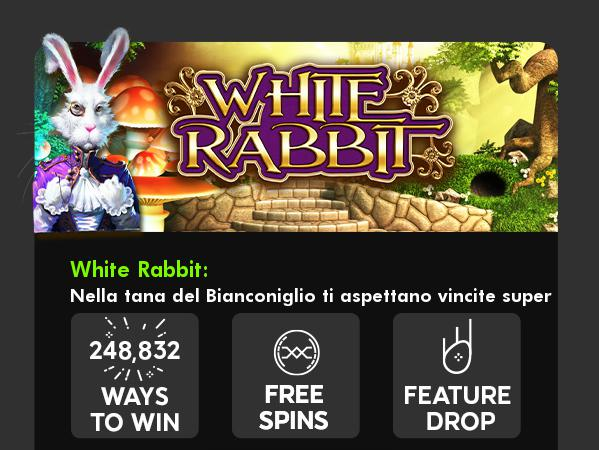 white rabbit slot gratis