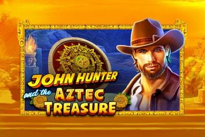 nuova slot john hunter aztec treasure