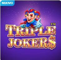 triple Jokers nuova slot machine