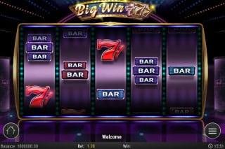 Big Win 777 Slot go