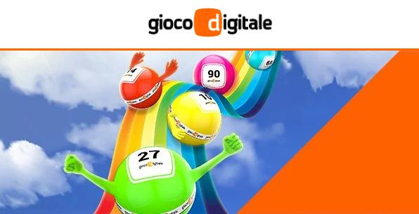 gioco digitale bonus arcobaleno