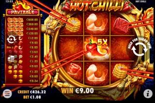 Hot Chilli Slot Machine