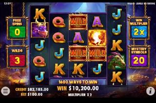 Giri gratuiti slot Drago Jewels of Fortune Slots gratis