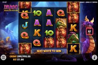 Drago Jewels of Fortune Slot gratis