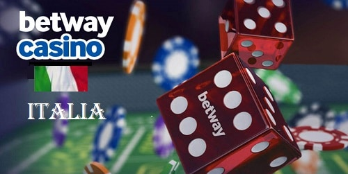 Betway casino Italia